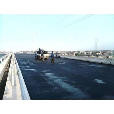 桥面防水喷涂