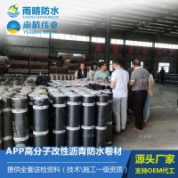 APP高分子改性沥青防水卷材